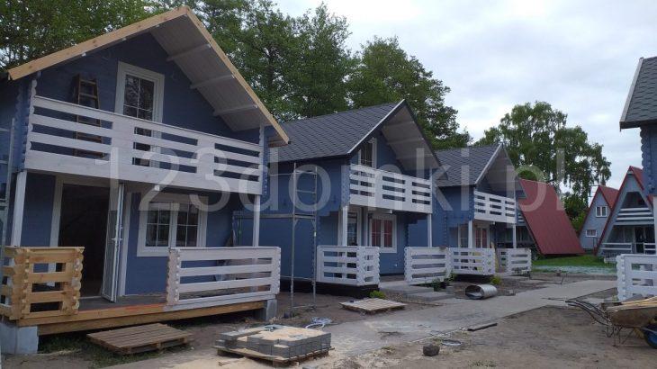 domki na działce