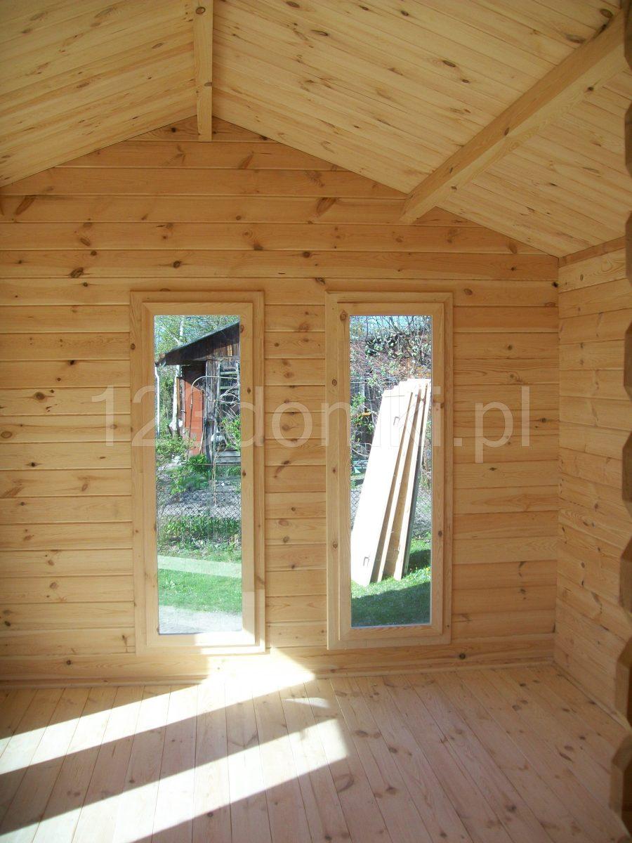 DREWMAR - Producent domów i domków drewnianych letniskowych